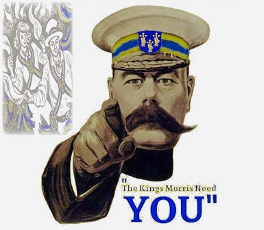 Kings Morris need you