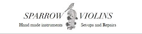 Sparrow violins